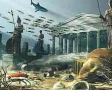 Pronađena Atlantida, krajolik star 56 miliona godina