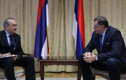 Ambasada Turske demantuje Dodika: Nema ništa od velikih projekata ako nastavite blokirati institucije BiH