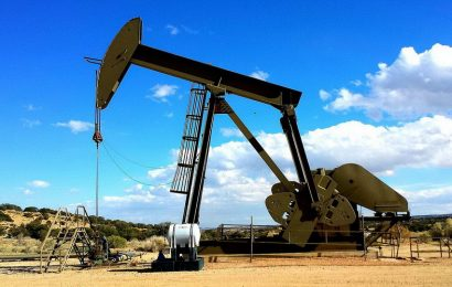 Veliki pad cijena nafte