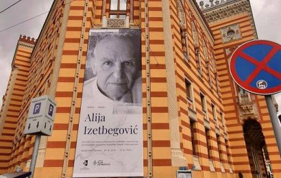 Akademija i izložba povodom 17. godišnjice smrti Alije Izetbegovića biće održane i Vijećnici