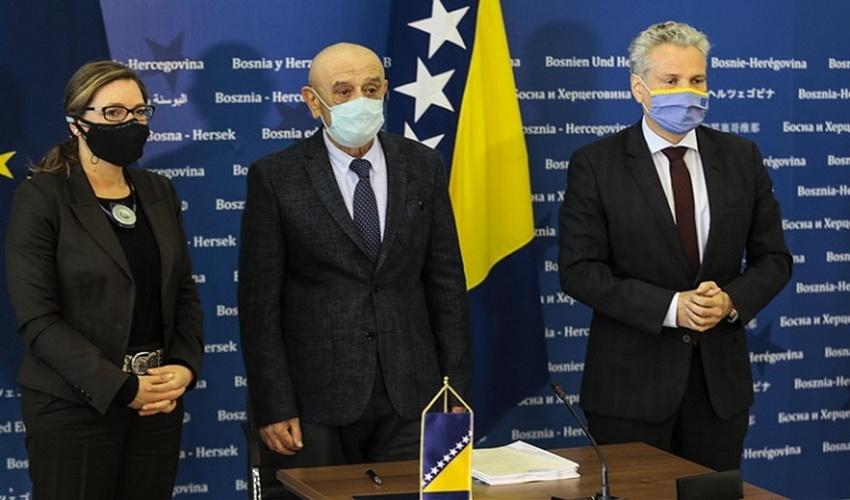 Potpisan sporazum o dva granta EU za izgradnju autoceste na Koridoru 5c