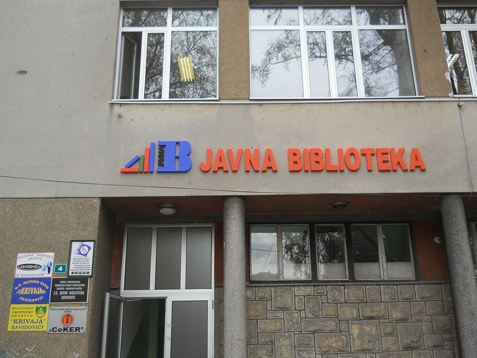 Na konferenciji u Mariboru učestvovala i Biblioteka iz Zavidovića
