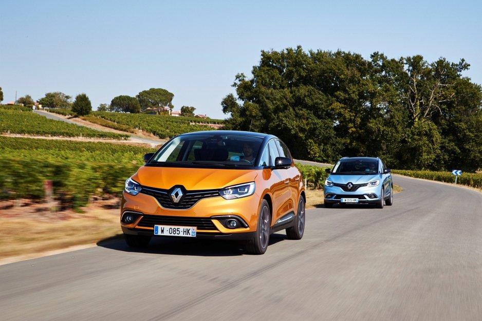 Novi Renault Scenic stigao na bh. tržište
