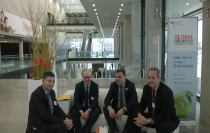 Federalni ministar Dedić u Berlinu