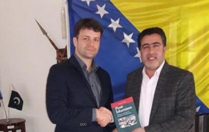 Predloženo jačanje akademske saradnje Pakistana i BiH