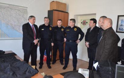 Novo Sarajevo: Policiji uručena specijalna oprema za spašavanje ljudi
