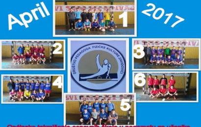Zavidovići: Održano takmičenje u fudbalu za učenike osnovnih škola