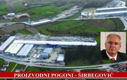 Srbijanski mediji: Širbegović jedna od vodećih kompanija u regionu