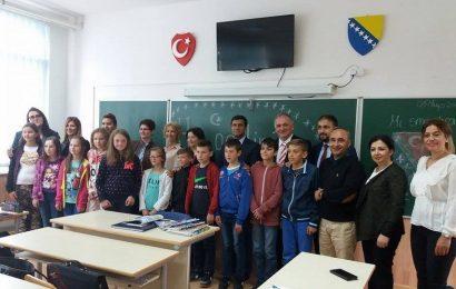 Drugu osnovnu školu u Zavidovićima posjetili gosti bratske škole iz Istanbula