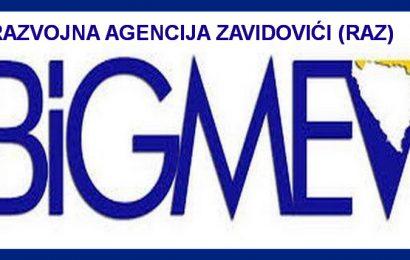 Zavidovići: U Razvojnoj agenciji održana prezentacija o privrednoj saradnji Turske i BiH