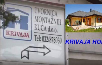 """Fabrika montažnih kuća """"Krivaja"""", fenix koji se digao iz pepela"""