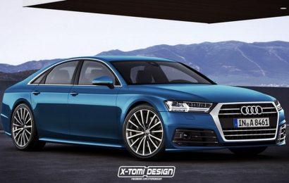 Novi Audi A8 detektira rupe i neravnine i automatski se prilagođava situaciji
