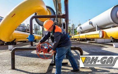 BH-Gas: Od 1. avgusta niže veleprodajne cijene gasa