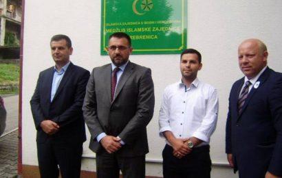 Ministar Ramić posjetio Srebrenicu