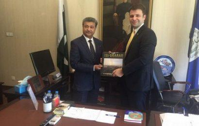 Čast za BiH: Gradonačelnik Islamabada uručio zahvalnicu ambasadoru Makareviću