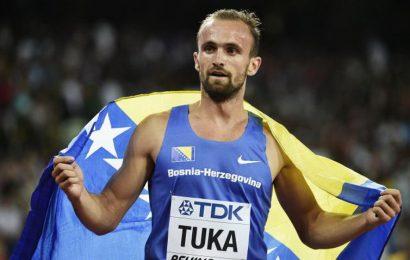 Sjajni Amel Tuka, ostvario najbolji rezultat Evrope u 2017. godini