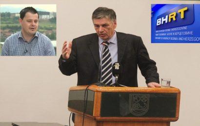 BHRT poziva policijske agencije da zaštite novinara Bošnjaka