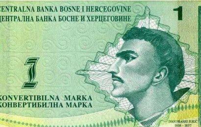 Rok za zamjenu novčanica od 50 feninga, 1 i 5 KM ističe 31. decembra