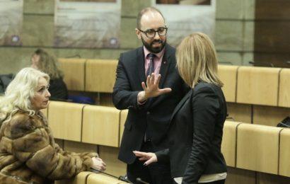 """Zastupnici SDA razočarani postupkom kolege iz SDP-a: Mašić """"utekao"""" sa sjednice"""