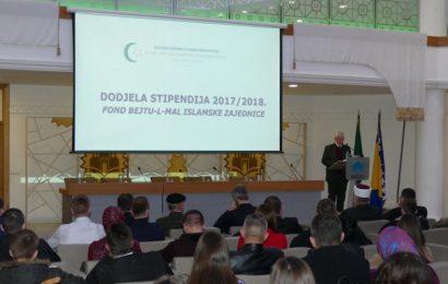 Fond Bejtu-l-mal IZ u BiH: Dodijeljeno 176 stipendija za učenike i studente