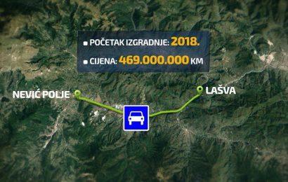 Uskoro gradnja brze ceste prema Travniku