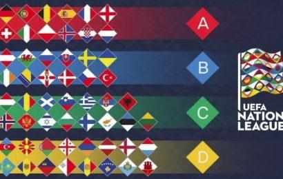 U Ligi nacija BiH u grupi sa Austrijom i Sjevernom Irskom