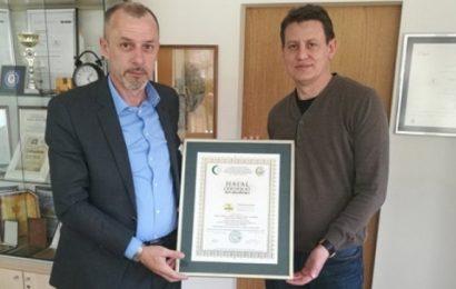 Uručen halal certifikat kompaniji Poljorad d.o.o. Travnik
