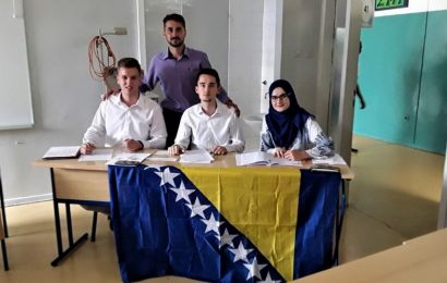 Gazi Husrev-begova medresa učestvovala na Svjetskom debatnom takmičenju