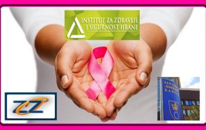 Izaberite život, pobijedite strah – besplatan mamografski pregled u zdravstvenim ustanovama ZDK-a